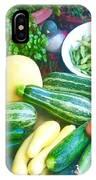 Bounty Of Yummy Veggies IPhone Case