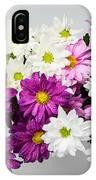 Bouquet IPhone X Case