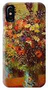 Bouquet In Front Of A Mirror 1877 IPhone Case