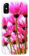 Bouquet Of Chrysanthemums IPhone Case