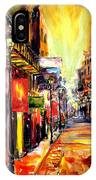 Bourbon Street Dazzle IPhone Case