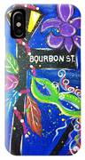 Bourbon Street Original IPhone Case