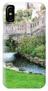 Bournemouth Lower Gardens IPhone Case