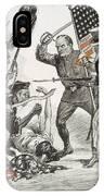 Boxer Rebellion Cartoon IPhone Case