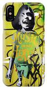 Boy In Yellow IPhone Case