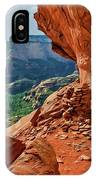 Boynton Canyon 08-174 IPhone Case