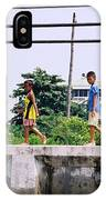 Boys In Bangkok IPhone Case