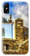 Braganca Bell Tower IPhone Case