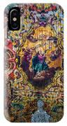 Braganca's Painted Ceiling IPhone Case