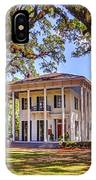 Bragg Mitchell House In Mobile Alabama IPhone Case