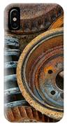 Brake Drums - Disc Brakes - Shock Assembly IPhone Case