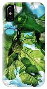 Branch With Green Fruit IPhone Case