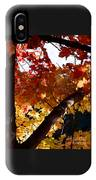Branching Into Autumn IPhone Case