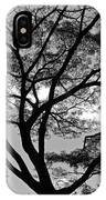 Branching Out In Bw IPhone Case