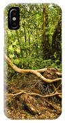 Branching Out In Costa Rica IPhone Case