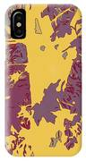 Brandywine  Maple Fall Colors 7 IPhone Case