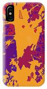 Brandywine  Maple Fall Colors 8 IPhone Case