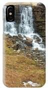 Branson Waterfall 4 IPhone Case