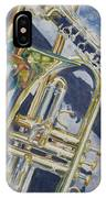 Brass Winds And Shadow IPhone Case