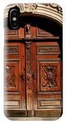 Bratislava Doors IPhone Case