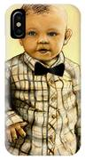 Brayden Christopher Stratton IPhone Case