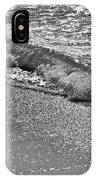 Breaking Wave In Black And White IPhone Case