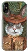 Brer Rabbit IPhone Case