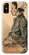 Bretonne Assise IPhone Case