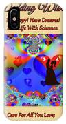 Brian Exton Forever In Love  Bigstock 164301632  2991949 IPhone Case