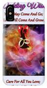 Brian Exton Night Flowers  Bigstock 164301632  231488 IPhone Case