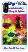 Brian Exton Poppy Field  Bigstock 164301632  2991949   12779828 IPhone Case