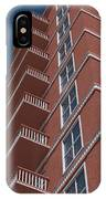 Brick Building  IPhone Case