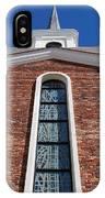 Brick Church IPhone Case