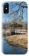 Brick Pond Park IPhone Case