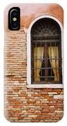 Brick Window IPhone Case