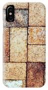 Brickwork#2 IPhone Case