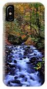 Bridal Veil Creek IPhone Case