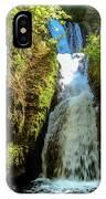Bridal Veil Falls, Oregon IPhone Case