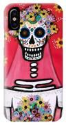 Bridezilla Dia De Los Muertos IPhone Case