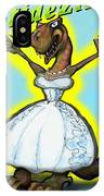 Bridezilla IPhone Case