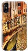 Bridge Ahead IPhone Case