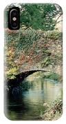 Bridge At Blarney Castle IPhone Case