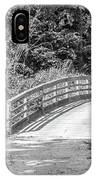 Bridge In The Path I IPhone Case