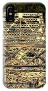 Bridge Of The Gods IPhone Case