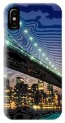 Bridge Over Troubled Waters IPhone Case