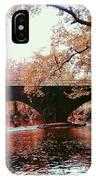 Bridge Over Yellow Breeches Creek IPhone Case