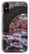 Bridge River IPhone Case
