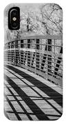 Bridge Shadows IPhone Case