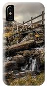 Bridge To Moutains IPhone Case