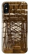 Bridge To Savannah IPhone Case